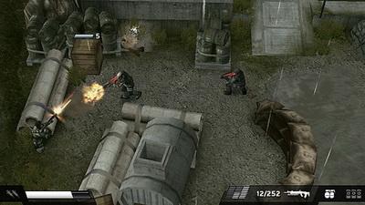 [Test] Killzone Libération - 2006 - PSP 03