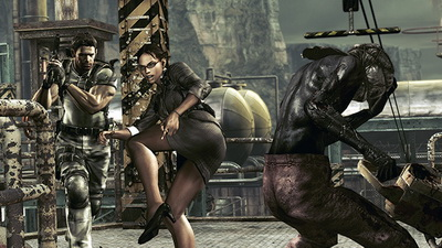 Download BAIXAR GAME Resident Evil 5 (Exclusivo) | PC